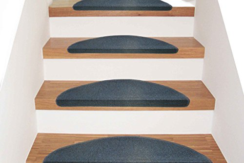 Meradiso 15 x Stufenmatte Strapazierfähig (Blau)