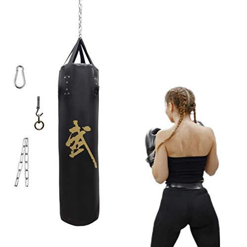 FFitness Saco de boxeo Kick Bag Boxing Sand Bag Boxe | Saco