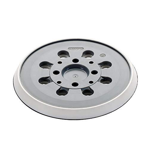 Bosch Schleifteller (für Exzenterschleifer PEX 300/400 AE, Ø 125 mm, weich, mit Klettsystem)