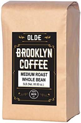 5 lb Coffee Beans Whole Bean Coffee Medium Roast Gourmet Coffee Fresh Roasted Coffee 5 Pound product image