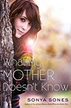 [(What My Mother Doesn't Know )] [Author: Sonya Sones] [May-2013]