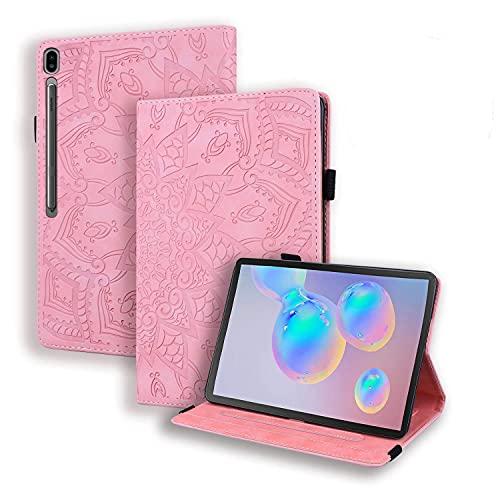HSRWGD - Funda de piel para iPad de 10,2' (2019 de 7ª generación)