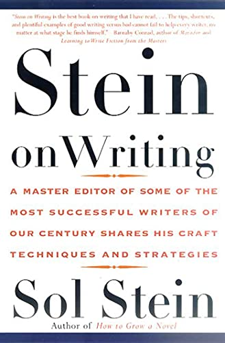 Cover of Stein on Writing by Sol Stein