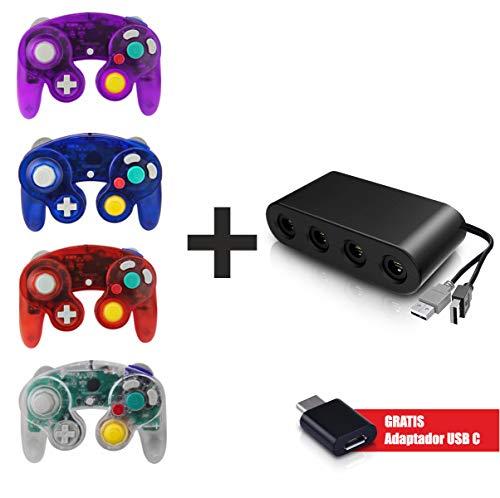 mando gamecube fabricante Total Mexico Gadgets