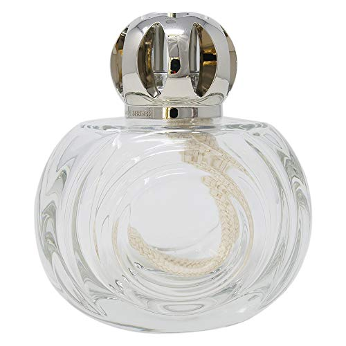 Lampe Berger Immersion Flakon Verre Transparent 9,3 cm