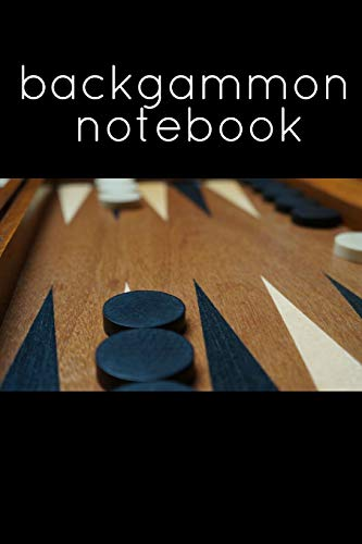 Compare Textbook Prices for Backgammon notebook: Homework Book Notepad Composition and Journal Diary  ISBN 9781731290168 by Designs, Retrosun