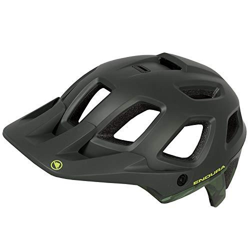 Endura Singletrack II MTB Helmet Large/X Large Khaki