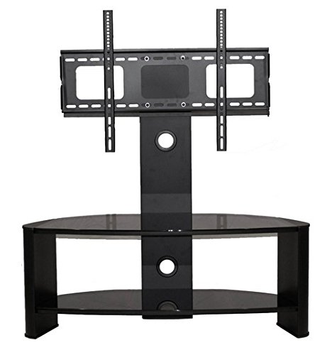 High-Tech 690072 TV-meubel, zwart