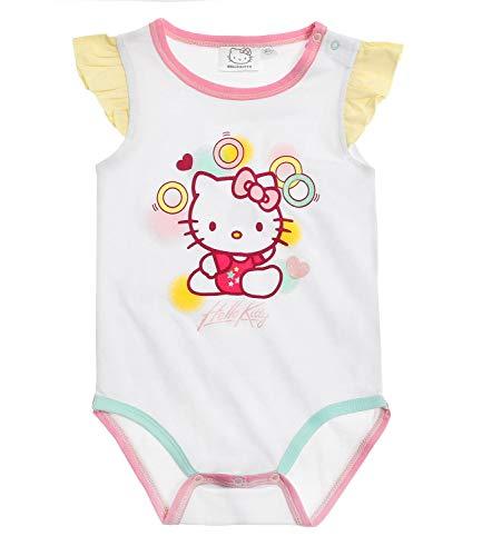 Hello Kitty Babies Body bebé - Blanco - 24M