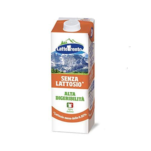 LATTE SENZA LATTOSIO U.H.T. ALTA QUALITAâ€ LATTE TRENTO CONF. 6 LT