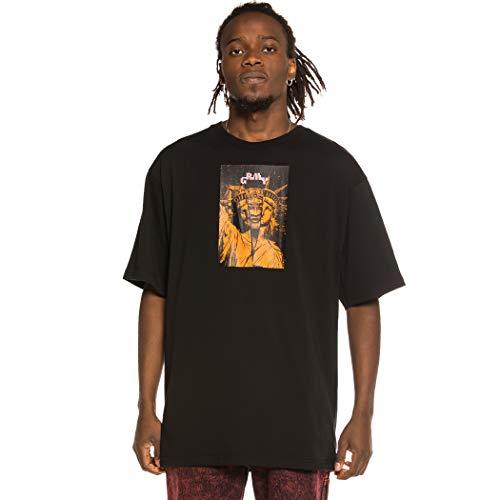GRIMEY Camiseta Liveution SS21 Black-S