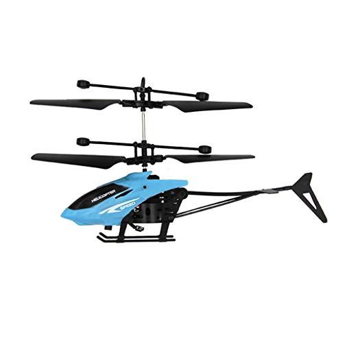 Pageantry Hubschrauber Indoor Mini Helikopter Spielzeug Handabtastung Helikopter Flugzeug Geschenk Kinder Control Helikopter Ferngesteuerter Hubschrauber für Einsteiger