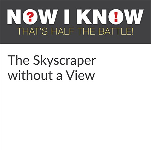 The Skyscraper Without a View audiobook cover art