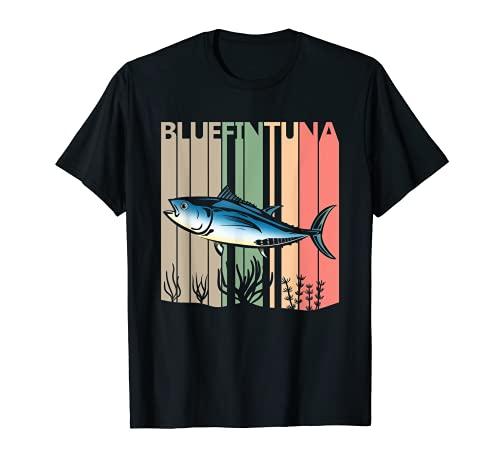 Bluefin Tuna - atn rojo Camiseta