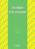 Lexique d'économie - 9e éd.