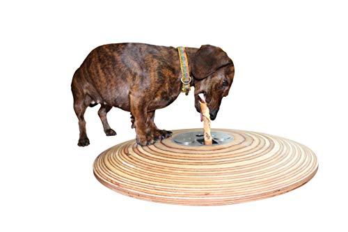 Zerrefix Plus 45 cm Kauspielzeug für Hunde l Welpenspielzeug l Hundespielzeug l Beschäftigung Hund l Agility l Hundetraining l Gesunder Hund