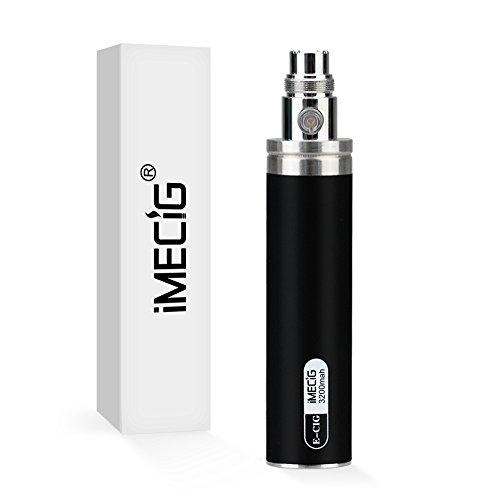 IMECIG® 3200mAh Recargable Batería Cigarrillo