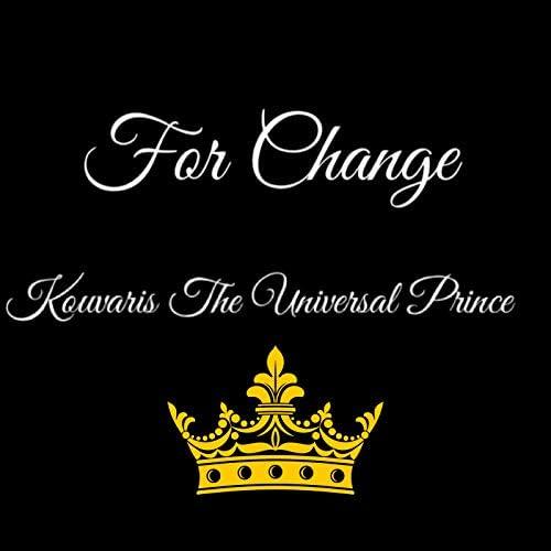 Kouvaris The Universal Prince