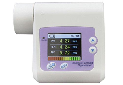 Contec - Pyromètre électronique numérique LED avec mémoire...