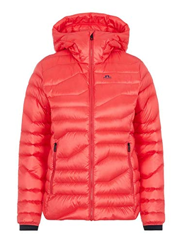 J.Lindeberg Female Jacke Emma Light Down MRacing Red