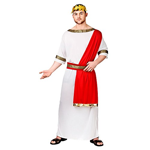 """Roman Emperor - Adult Costume Man: M (Chest: 41"""")"""