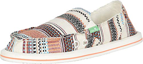 Sanuk Donna Tribal Natural Multi 6 B (M)