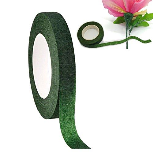 Chytaii Cinta Floral Cinta Adhesiva Cinta Pastel Papel de Envoltura para Florista...