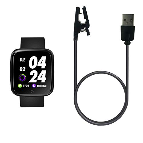 USB Charger for Verpro Smartwatch, Replacement Charging Cable Clip Accessories