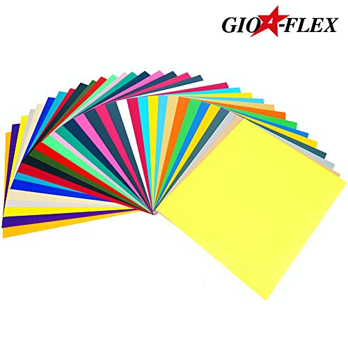 GIO-FLEX PU Heat Transfer Vinyl 10