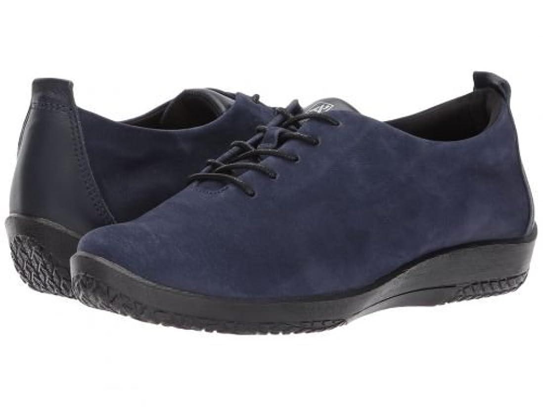 繊毛テロリスト黒Arcopedico(アルコペディコ) レディース 女性用 シューズ 靴 オックスフォード 紳士靴 通勤靴 Francesca - Navy [並行輸入品]