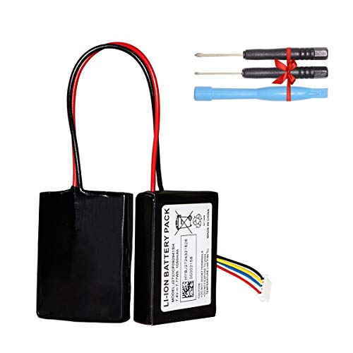 Akku Li-Ion für Beats Pill 2.0, Hixon Ersatzbatterie 1050mAh 7,4 V für Bluetooth Wireless Portable Lautsprecher