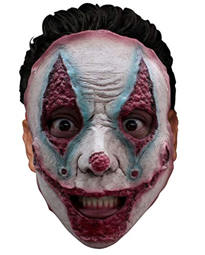 Horror-Shop Psycho Clown Maske