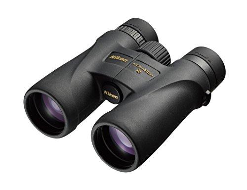 Nikon Monarch 5 10X42 Fernglas (10-fach, 42mm Frontlinsendurchmesser) schwarz