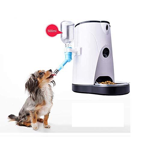 Automatische huisdier feeder met high-definition WIFI camera automatische kat voedselmachine automatische feeder, programma instellingen