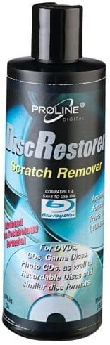 DiscRestorer - Removes Light Disc Elegant Tulsa Mall Medium to Scratches
