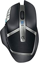 Logitech G602 Lag-Free Wireless Gaming Mouse – 11 Programmable Buttons, Upto 2500 DPI