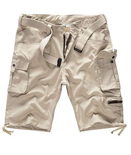 Rock Creek Heren Cargos Shorts met riem H-171