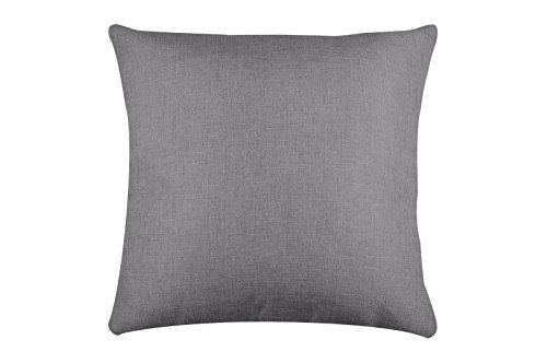 Lovely Casa Bea Coussin Polyester Anthracite 50 x 50 cm