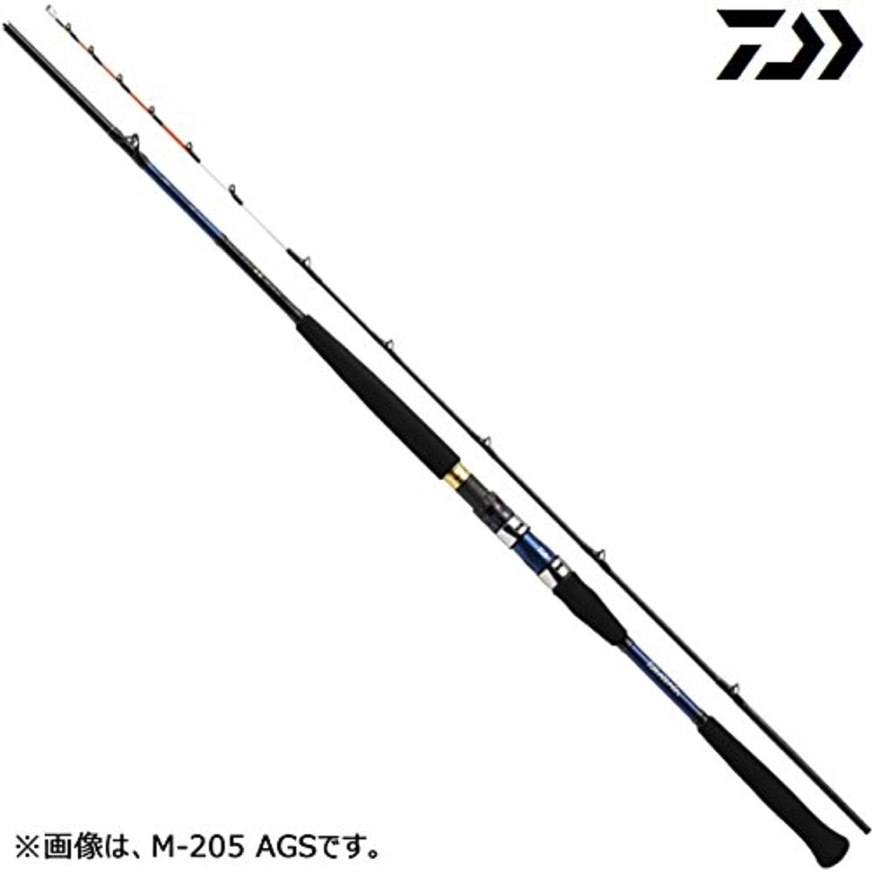 During Daiwa Gokusurudo Depth Field M205 AGS