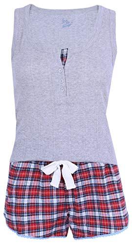 Primark Süßer Schlafanzug kurz Pyjama (44-46 / UK 18-20)