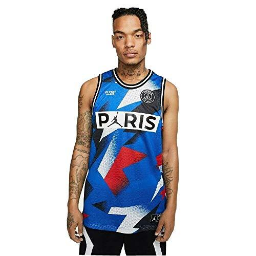 Nike PSG Air Jordan Mesh Jersey BQ8356 480 XL