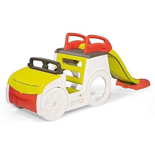 Smoby Multiplay e sabbiere Auto Avventura 18 mesi 7600840205