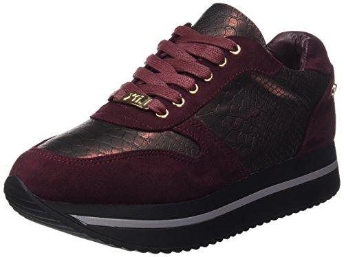 XTI 047262, Zapatillas para Mujer, Rojo (Burdeos), 37 EU