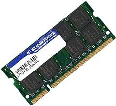 Silicon Power 1GB DDR2 SDRAM Memory Module (SP001GBSRU667S02)