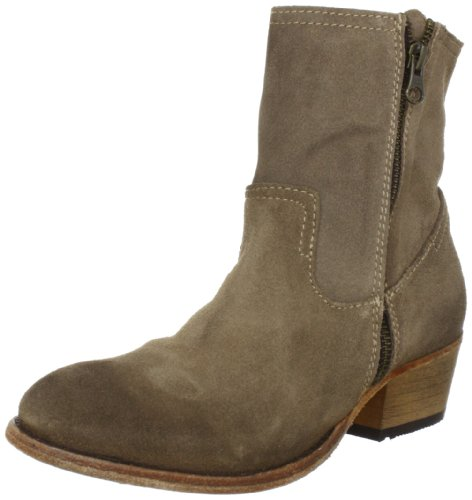 H by Hudson Riley, Boots femme - Beige, 38 EU