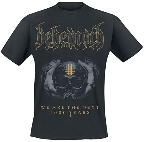Behemoth We Are The Next 1000 Years Männer T-Shirt schwarz XL