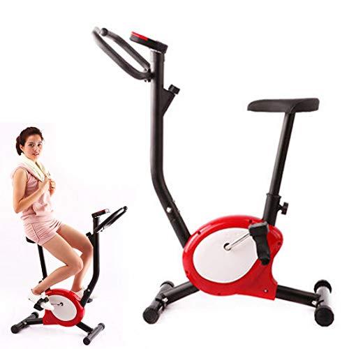 Mini hometrainer spinning fiets Exercise Cycling Bike Verstelbare Professional Hometrainer met LCD-scherm Home Office Gym