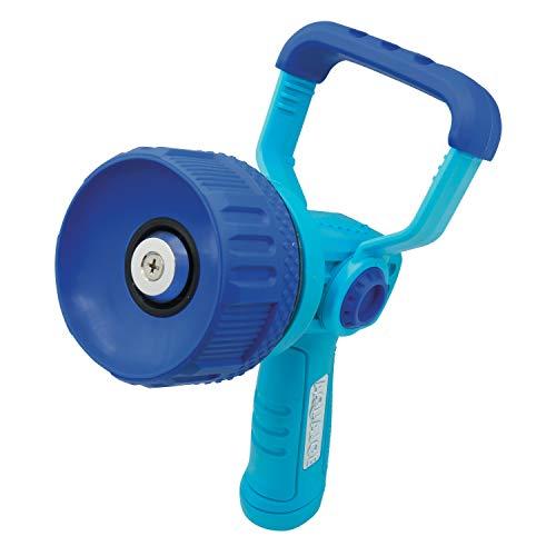 Aqua Joe AJ-IFHN Indestructible Series Fireman's Hose Nozzle, w/Ergonomic Metal Control Handle
