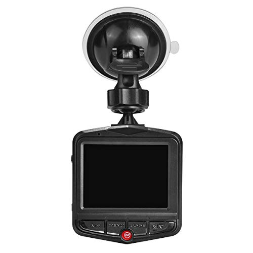 Esenlong Full HD 1080P Car Dvr Conducción Grabadora Cámara 2. 4 LCD Vehículo Video Dash CAM Video Recorder G Sensor Negro
