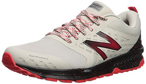 New Balance Nitrel v1, Zapatillas de Trail Running Hombre, Moonbeam, 40 EU